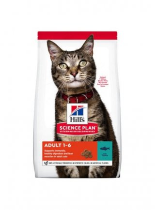 Hill's Feline Adult al tonno