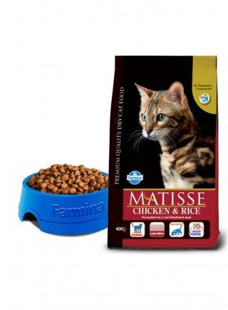 Farmina Matisse gatto pollo riso 10Kg