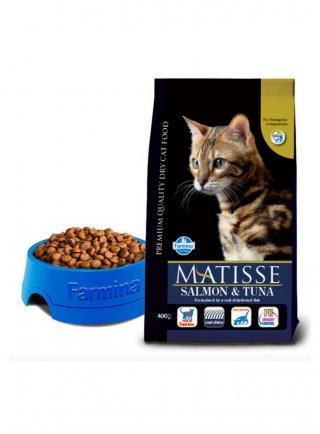 Farmina Matisse gatto Salmone tonno 10Kg