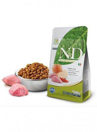 Farmina N&D gatto grain free cinghiale mela 5Kg