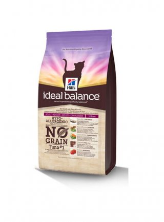 Hill's Ideal Balance Adult gatto No Grain tonno e patate