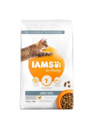 Iams Cat Indoor Adult All Breeds Pollo