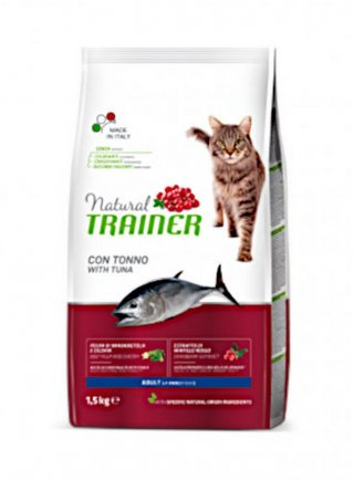 Trainer Natural Cat Adult con tonno