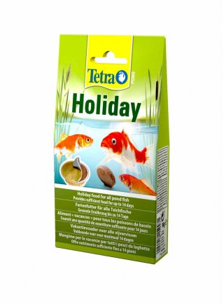 Tetra Pond Holiday 98 g mangime pesci laghetto