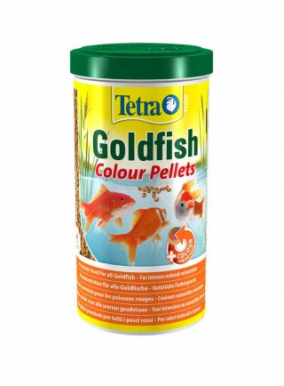 Tetra Pond Goldfish Colour Pellets 1 l