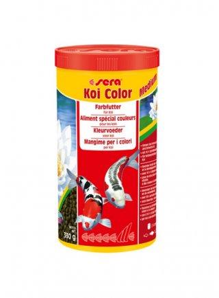 Sera koi color per carpe koi