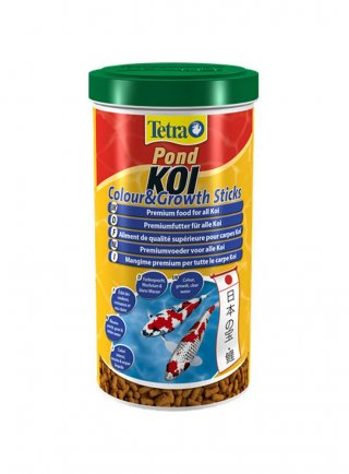 Tetra pond koi sticks growth 1000ml