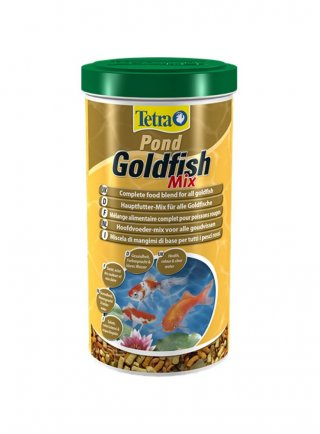 TETRAPOND Goldfish mix