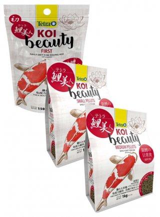 Tetra KOI Beauty mangime per carpe