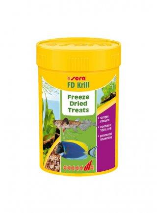 Sera FD krill 100 ml pesci marini