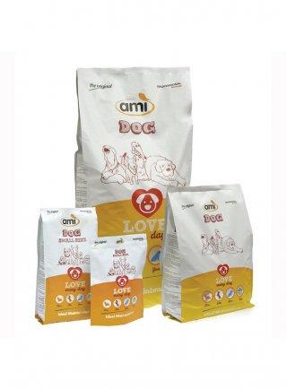 Cibo per cani AMI DOG 100% Vegetale 12,5 kg