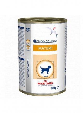 Senior Consult Mature umido cane Royal Canin 400 gr