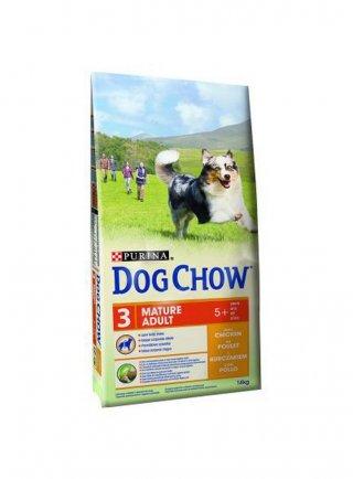 Purina tonus cane dog chow mature adult