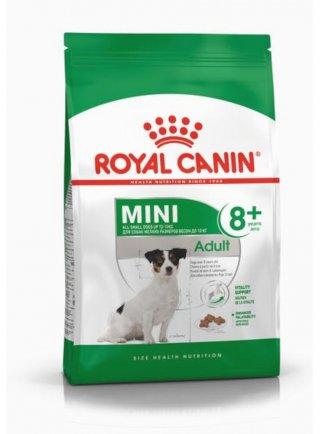 Mini Adult 8+ cane Royal Canin
