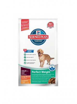 Hill's Science Plan cane adult Large Breed Perfect Weight 10 kg