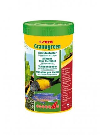 Sera granugreen mangime per ciclidi malawi