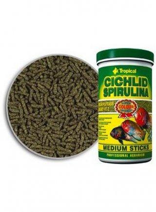 Cichlid spirulina per alimentazione di ciclidi 300 ml