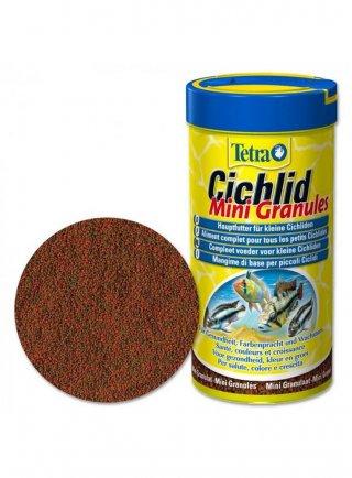 TETRA CICHLID Mini Granuli 250 ml