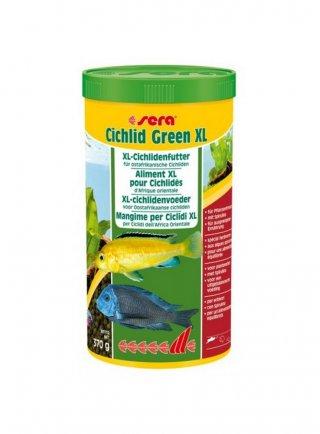 Sera chiclid xl green1000ml mangime per pesci orscar