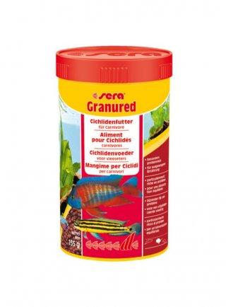 Sera Granured mangime per pesci lago tanganika 100 250 500 1000 ml