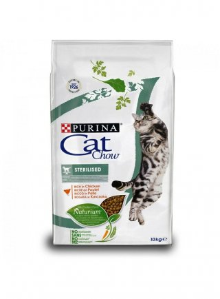 Purina Tonus Sterilized Cat Chow