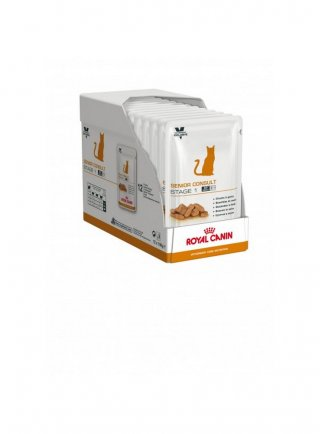 Senior Consult Stage 1 buste umido gatto Royal Canin 12x100 gr