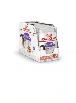 Sterilised buste gatto Royal Canin 12x85 gr