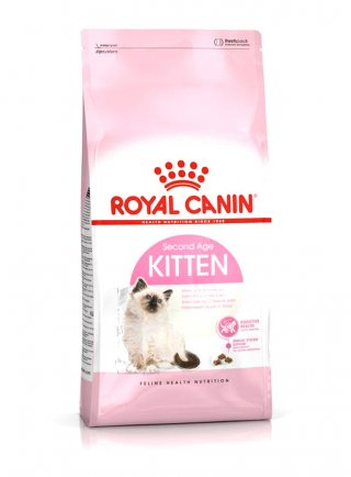Second Age Kitten Royal Canin