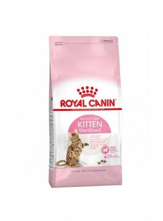 Second Age Kitten Sterilised Royal Canin