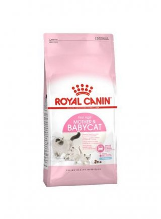 First Age Mother & Babycat Royal Canin