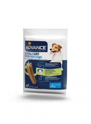 Advance dental care stick mini dogs x7