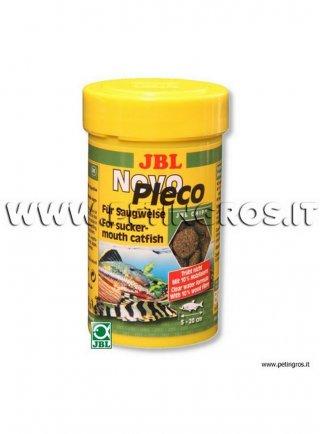 JBL Novo PLECO mangime per pesci Erbivori da Fondo