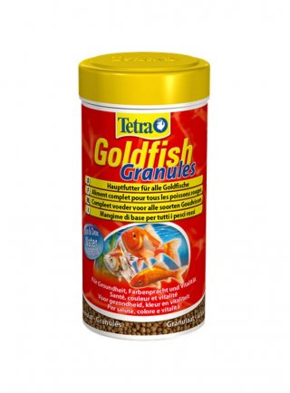 Tetra Goldfish granuli