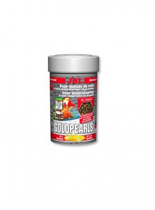 Jbl GoldPearls mangime in perle per pesci rossi