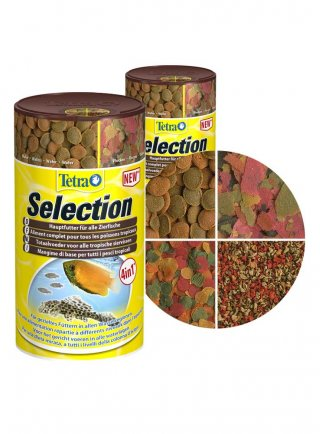 Tetra Selection mangime pesci