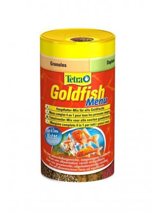 Tetra goldfish menu' ml 250