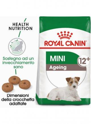 Mini Ageing 12+ cane Royal Canin