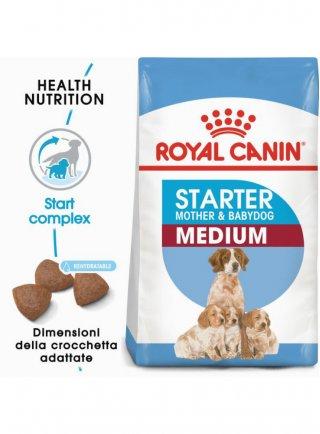 Medium Starter Mother & Babydog Royal Canin