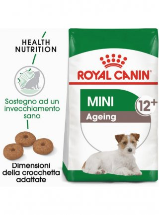 Mini Ageing 12+ cane Royal Canin