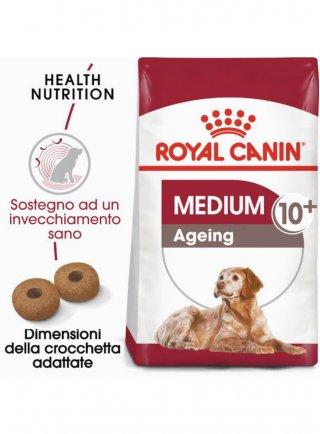 Medium ageing 10+ cane Royal canin