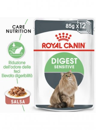 Digest Sensitive gatto Royal Canin 12x85 gr