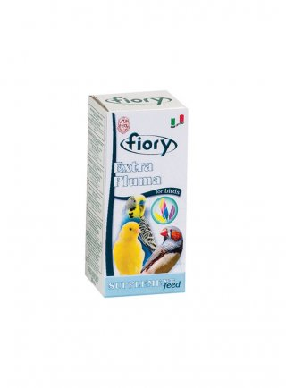 Fiory supplemento alimentare per la muta Extra Pluma