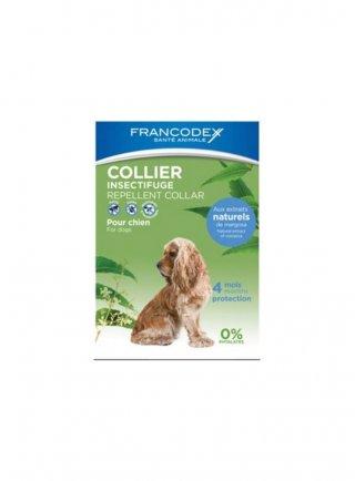 Collare antiparassitario per cani Francodex naturale neem