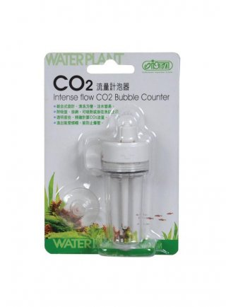 ISTA CO2 INTENSE BUBBLE COUNTER