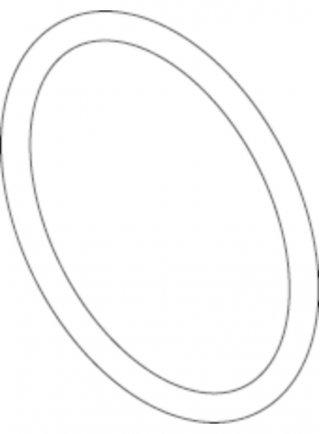 Sicce Ricambio Pompa Aqua 3 6000 O-Ring (2 pezzi)