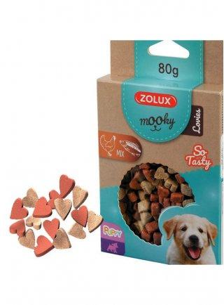 Mini cuoricini per cani Puppy cuori 80gr