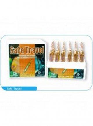 Prodibio safe travel 6 fiale per il trasporto dei pesci
