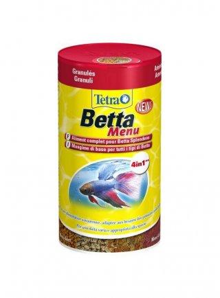 Tetra Betta Menu 4 in 1