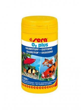 Sera o2 plus ossigeno per l'acquario 500 ml/360 gr