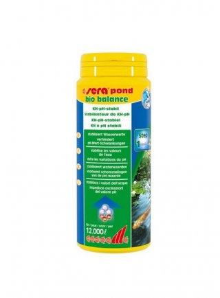 Sera pond Bio Balance stabilizzatore per laghetto 550g